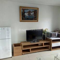 Apartemen Tamansari Semanggi 2BR Furnished Bagus Lantai Sedang