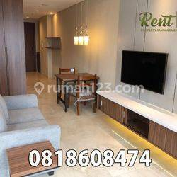 Apartment Branz Simatupang 1 Bedroom Middle Floor Furnished