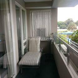 Apartemen furnished di landmark