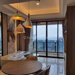 apartemen district 8 senopati 1 BR 70 m2 furnished