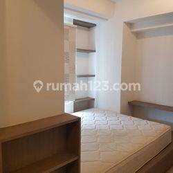 2 BR Furnished Gedung 1A Coast View Green bay Pluit