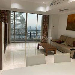 Apartment Sudirman Mansion, 3 Bedrooms, Nice Furniture