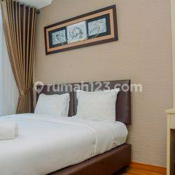 1BR, 2BR & 3BR Furnished & Unfurnished with AC & Kitchen Apartemen Pejaten Park Residence by Travelio