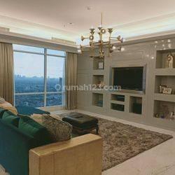 Apartemen Botanica 3 Bedroom+1 Tower 1 Fully Furnished Bagus