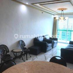 Murah Apartemen Cempaka Mas 3 Bedroom Baru Renov Furnished Cakep 96m2