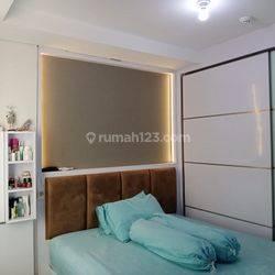 2BR Furnished Apartement Sky Terrace Tower Sanur Lt Rendah kalideres Jakarta Barat