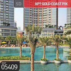 Apartemen Gold Coast PIK Tower Bahama Lt.35 Penjaringan, Jakarta Utara