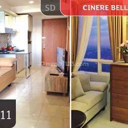 Apartemen Cinere Bellevenue Tower B Lantai 18 Depok, Jawa Barat