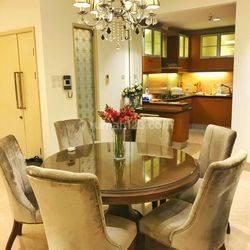 Apartemen Capital Residence SCBD 3+1BR uk 177sqm Furnished Siap Huni at Jakarta Selatan