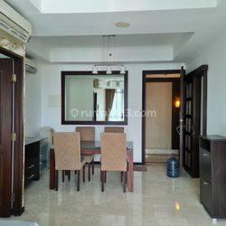 Apartemen Bellagio Residence Unit Bagus View Bagus 2 BR Furnished
