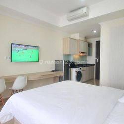 Apartemen Menteng Park, Studio Style, High Floor | Fully Furnished