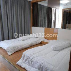 Kempinski Residence 2BR at the High Floor | Fully Furnished