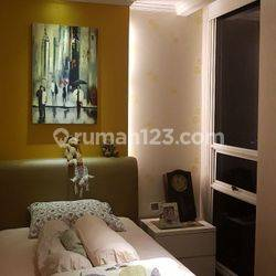 Ancol Mansion 3BR di lantai 33 | Fully Furnished