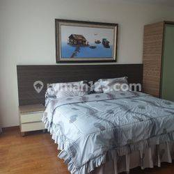 Ancol Mansion 1Br di lantai 21 | Fully Furnished