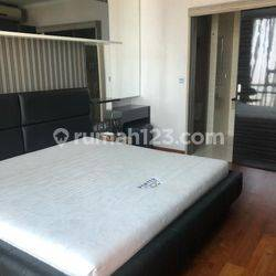 Ancol Mansion 1Br di lantai 38 | Fully Furnished
