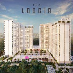 APARTEMEN TYPE 2 KAMAR + 1 Study @ THE LOGGIA, Duren Tiga, Pancoran Jakarta Selatan