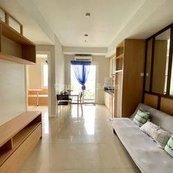 Apartemen Metropark Residence 2BR Full Furnished Bagus Lantai Rendah