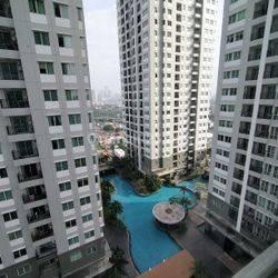 Apartemen CBD Jakarta Pusat Thamrin Residences, kamar 2+1, luas 97m2