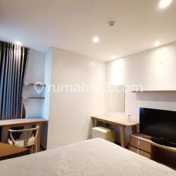 JAKPUS - APT THAMRIN EXECUTIVE - 2BR - 60SQM - FULLY FURNISHED - GOOD LOCATION