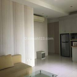 Apartemen dengan private lift siap pakai