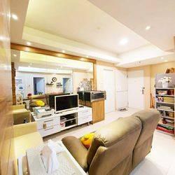 Apartemen Puri Park View 3 Bedroom Hoek 71 Full Furnish Jakarta Barat