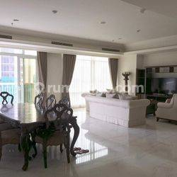 The Best Apartment That Makes You Feel so Homey in Jakarta, Low Floor, Very Cozy and Awesome Gym and Other Facilities, 3+1 Bedrooms Size 288sqm, Very Nice Unit and Fully Furnished, Botanica.