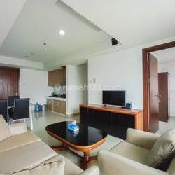Apartemen Springhill Terrace Type 3+1 Kamar Fully Furnish Tinggal Masuk