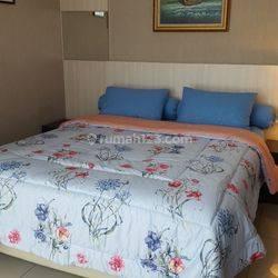 Apartemen Central Park 1 Bedroom 44m2 Furnished Siap Huni