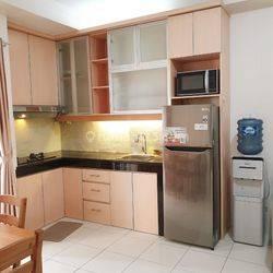 Apartemen Mediterania Garden Residences 2 di Tanjung Duren 3 BR Furnish Siap Huni