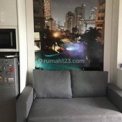 Apartemen Thamrin Residence 1 Bedroom Lantai Rendah Furnished