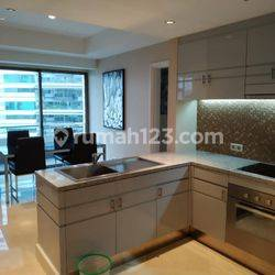 Apartment the plaza residence For sale jual For rent sewa lease at Sudirman area 08176881555