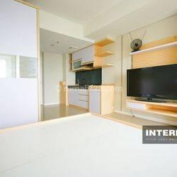 Apartemen Studio Metro Park Full Furnished - Siap Huni