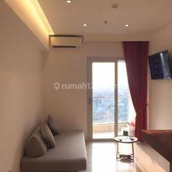 Apartemen One Icon Surabaya Furnish 2BR Strategis