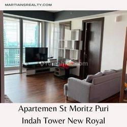 Apartemen St Moritz Puri Indah Tower New Royal