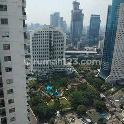 Apartment Sudirman Park,View City dan Pool,Tanah Abang,Jakarta Pusat