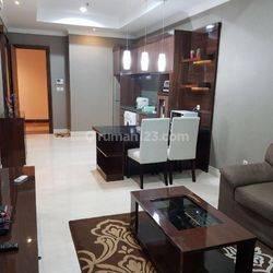 Apartemen Residence 8 Senopati 2 Bedroom Lantai Tengah Furnished