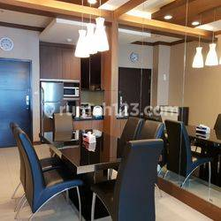 JAKSEL - APT GANDARIA HEIGHT - TYPE 3BR - 117sqm - GOOD LOCATION - FULLY FURNISHED