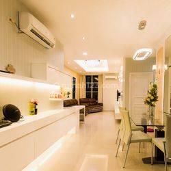 Apartemen belleza 2BR tower albergo murah