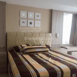 KAN FULLY FURNISHED 2-Bedroom U-Residence Apartment Karawaci