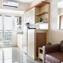 Apartemen Bintaro Park View type 2BR Termurah !