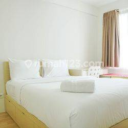 1BR, 2BR Fully Furnished Apartment Pancoran Riverside By Travelio