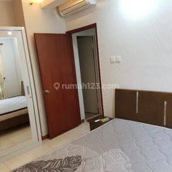 Apartemen Sudirman Park 2BR di Lantai 30   Fully Furnished