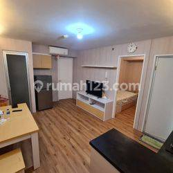 apartemen bassura city siap huni sudah sertifikat furnished