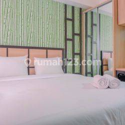 Studio, 1BR & 2BR Fully Furnished Apartment Oasis Cikarang By Travelio