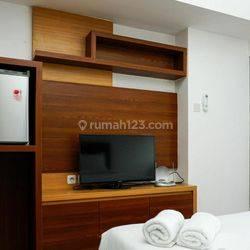 Apartemen THE NEST, Full Furnished dan Siap Huni