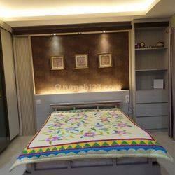 Apartemen Taman Sari Semanggi Tipe Studio Lantai Rendah Furnished