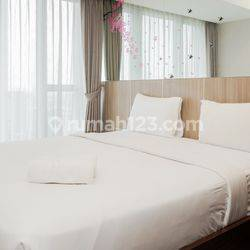 2BR Fully Furnished Apartment Branz BSD By Travelio