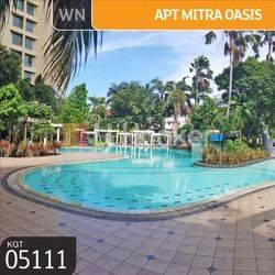 Apartemen Mitra Oasis Tower B, Lt.6 Senen, Jakarta Pusat