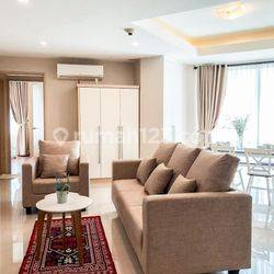 Nice 2BR Apartment with Strategic Location @ Batavia Bendungan Hilir