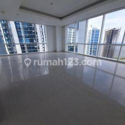 Apartemen Regatta Pantai Mutiara, Luas 170m², Kamar 3+1, View Laut, Harga 4M Nego